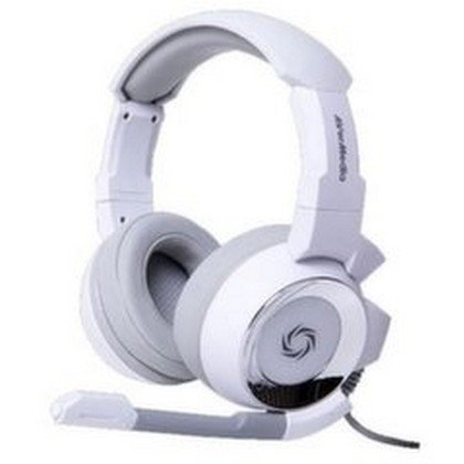 AVERMEDIA SONICWAVE USB 7 1 GAMING HEADSET FOR PC, MAC, PS4 White | GH335