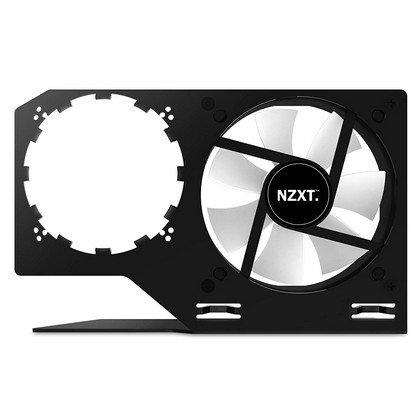 NZXT Kraken G12 GPU Cooler Mounting Kit - Black | RL-KRG12-B1